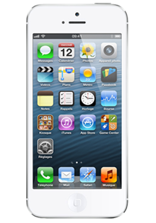 Apple iPhone 5 64Go Blanc Reconditionne