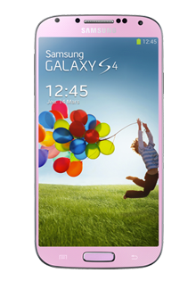 SAMSUNG Galaxy S4 Rose