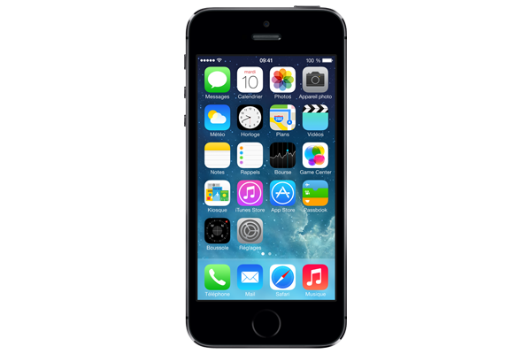 Apple - iPhone 5s 64Go GRIS