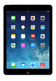 Apple - iPad Air 16Go GRIS