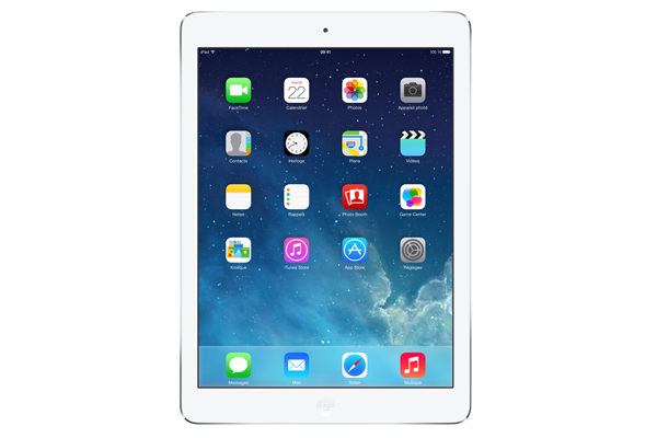 Apple - iPad Air 32Go ARGENT