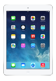Apple iPad Air 32Go ARGENT