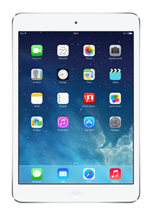 Apple - iPad mini Retina 128Go ARGENT