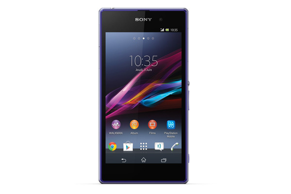 SONY - Xperia Z1 Purple