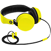 Casque Nokia COLOUD jaune