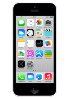 Apple iPhone 5C 16Go BLANC Reconditionné