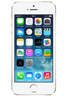 Apple iPhone 5S 16Go OR Reconditionné