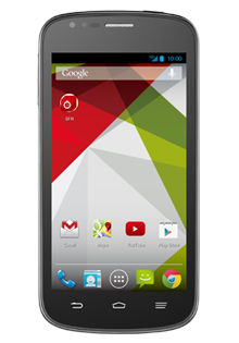 Smartphone Android by SFR Startrail 4 Noir Reconditionné