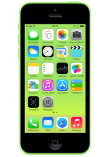 Apple iPhone 5c 16Go Vert Reconditionné