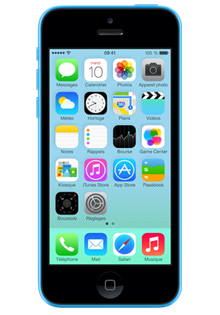 Apple iPhone 5c 8Go BLEU